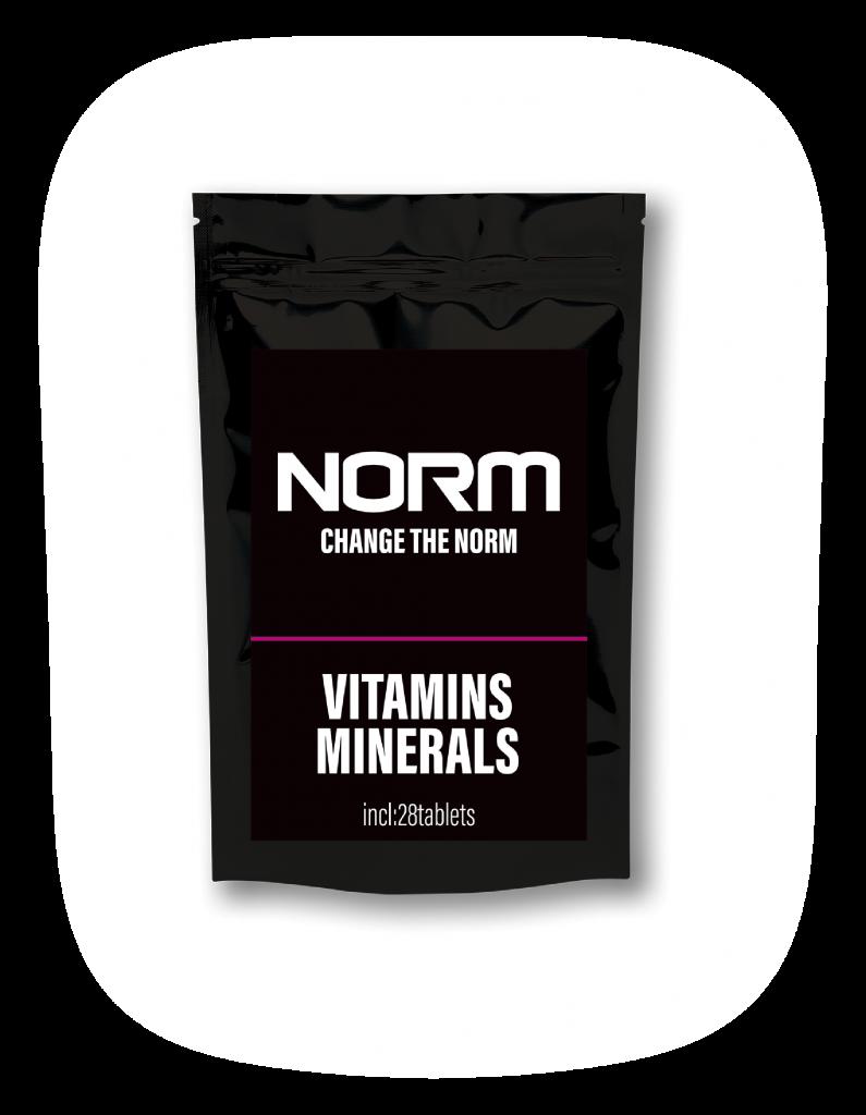 ビタミン・ミネラル画像